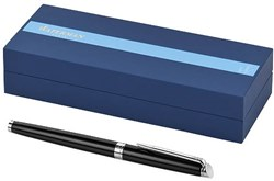 Obrázky: WATERMAN HEMISPHERE Black Lacquer CT pl. pero,M