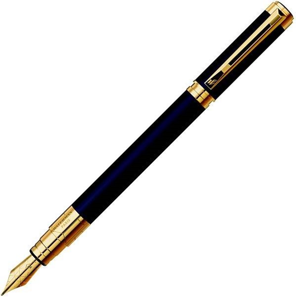 Obrázky: WATERMAN PERSPECTIVE Black GT plniace pero, M